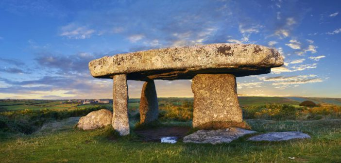 England's Ancient Megaliths Covered in Secret Star Marker Code Visible by Moonlight