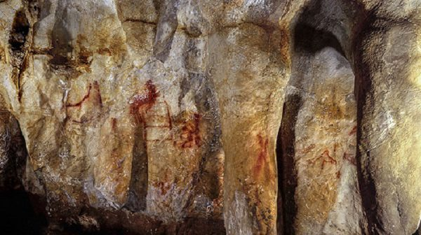 Neanderthal Artists Responsible for 65,000-year-old Paintings in Spain